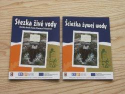 Nové brožury Stezka živé vody